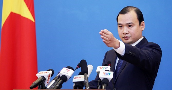 Bộ Ngoại giao Việt Nam lên tiếng trước hành vi quân sự hóa của Trung Quốc tại Biển Đông