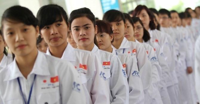Hơn 15.600 người Việt đi xuất khẩu lao động trong 2 tháng đầu năm