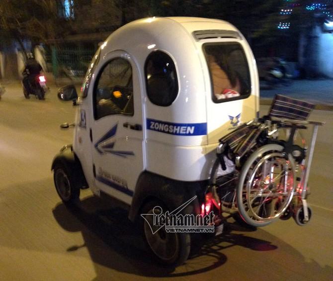 Ô tô điện mini, ô tô điện 4 bánh mini