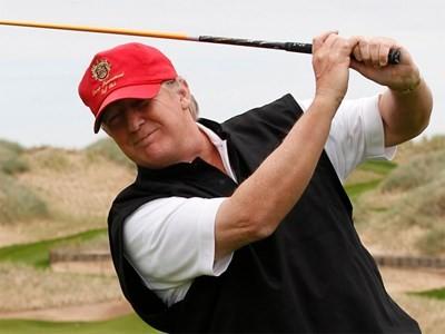 Tỷ phú bất động sản Donald Trump doanhnhansaigon