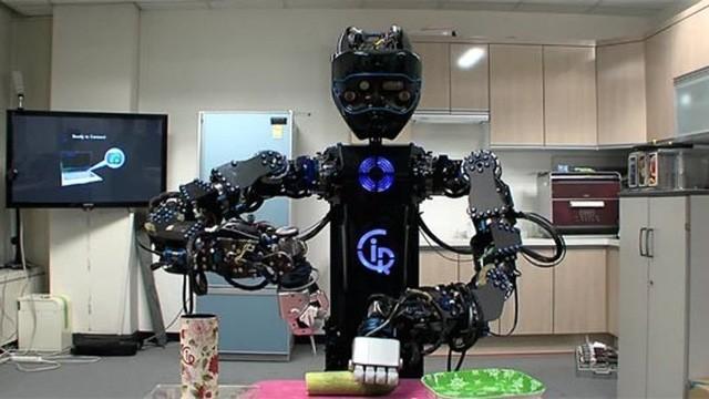 Hàn Quốc và Nhật Bản rất mạnh trong công nghệ robot, nhưng trí tuệ nhân tạo là một lĩnh vực hoàn toàn khác.