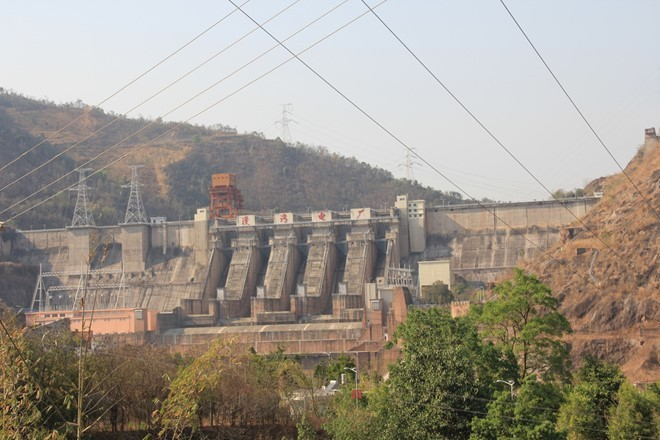 Đập thủy điện đang giết dòng Mekong