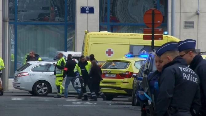 Vụ tấn công Brussels là trả thù cho nghi phạm khủng bố Paris vừa bị bắt? - ảnh 2
