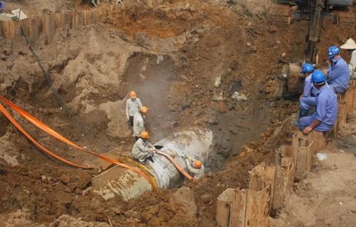 """Nhà thầu Trung Quốc làm đường ống nước Sông Đà từng bị nhiều khách hàng """"chê"""""""