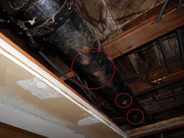 Những đường ống bằng gang không đạt chuẩn nhập từ Trung Quốc, gây ảnh hưởng đến công trình là nguyên nhân khiến cho công ty 30 năm tuổi ở Mỹ phải đóng cửa.