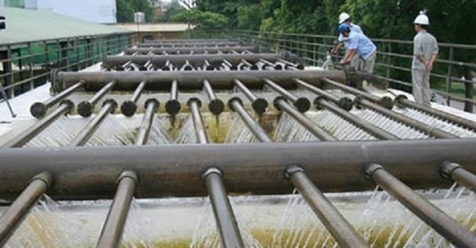 Hà Nội thúc tiến độ dự án cấp nước sông Đà giai đoạn 2