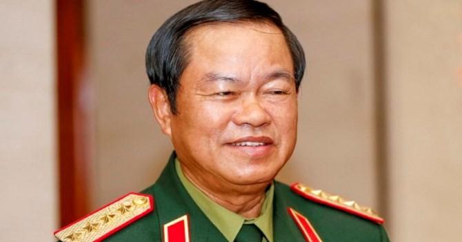 Tổng tham mưu trưởng được giới thiệu làm Phó chủ tịch Quốc hội