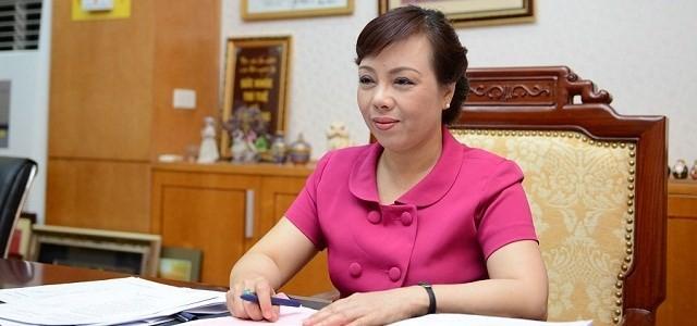 Lý do bà Nguyễn Thị Kim Tiến vẫn giữ chức Bộ trưởng Bộ Y tế