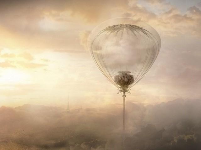 4. Ý tưởng Cỗ máy bắt mây - Cloud Capture của người Hàn Quốc nhằm đưa nước mưa trực tiếp tới các vùng hạn hán và sa mạc để cấp nước.