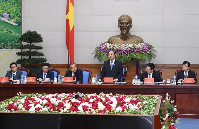 Thủ tướng và 5 phó thủ tướng phân chia nhiệm vụ như thế nào?