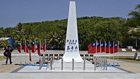 Đài Loan cho học giả quốc tế thăm trái phép đảo Ba Bình - ảnh 1