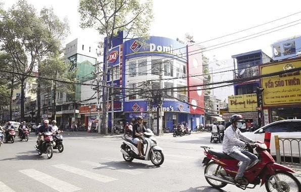Cửa hàng Domino's Pizza dùng nguyên liệu hết hạn sử dụng ở địa chỉ số 313 Nguyễn Tri Phương, P.5, Q.10, TP.HCM.