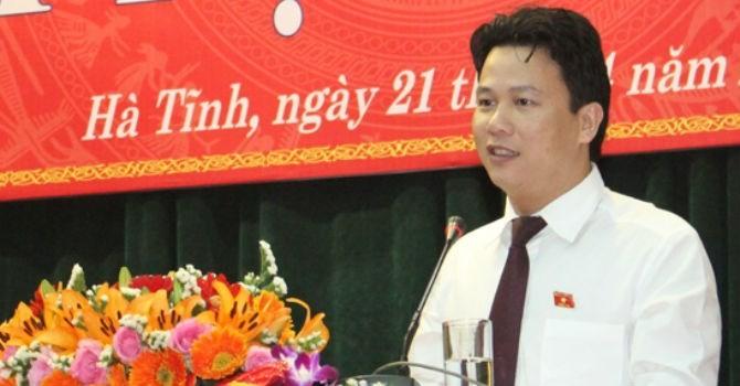 Hà Tĩnh có chủ tịch tỉnh 40 tuổi