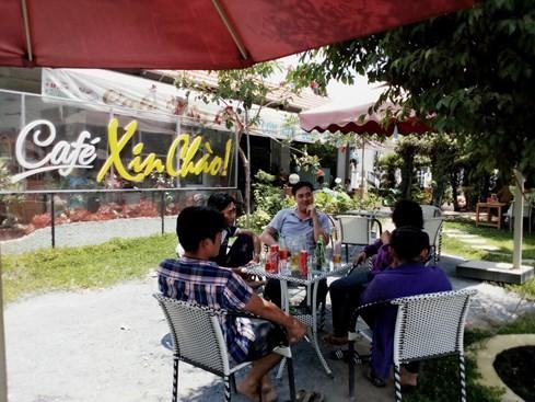 """Người phát ngôn UBND H.Bình Chánh lên tiếng vụ cà phê Xin Chào, """"dựng chòi vịt"""" cũng bị khởi tố 1"""