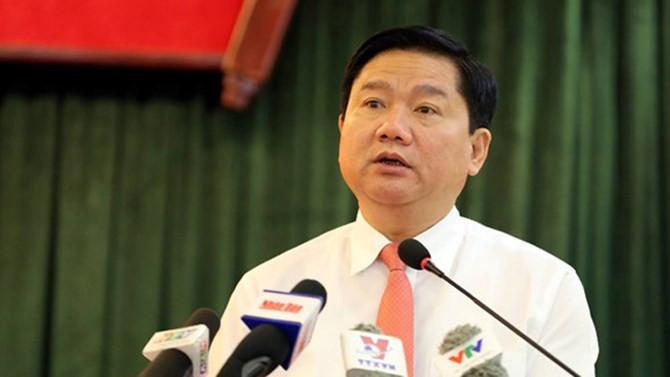 """Ông Đinh La Thăng: """"Nên giao lực lượng Cựu chiến binh giám sát cơ sở kinh doanh thực phẩm"""""""