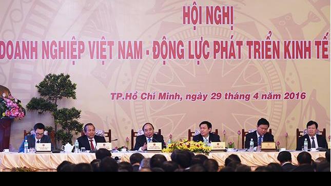 Thủ tướng gặp gỡ doanh nghiệp: 10 giải pháp hỗ trợ doanh nghiệp của Chính phủ
