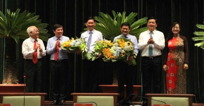 TP.HCM điều chỉnh phân công nhiệm vụ các lãnh đạo chủ chốt