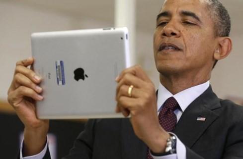 Tại sao Tổng thống Obama không được dùng iPhone? - ảnh 1