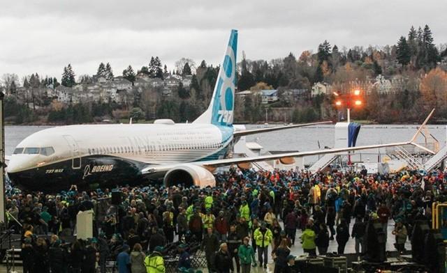 Đến hôm 31/3, tổng lượng phi cơ dòng 737 Max trong các đơn đặt hàng của Boeing lên đến 3.090.