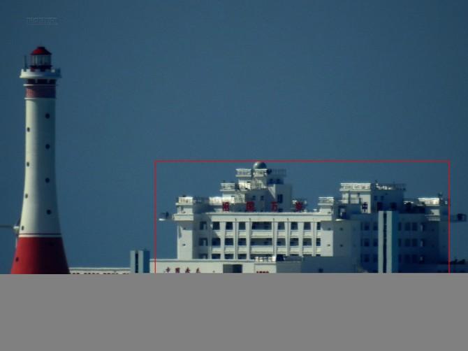 Áp sát Gạc Ma, 'mục sở thị' công trình Trung Quốc xây trái phép - ảnh 1