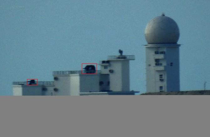 Áp sát Gạc Ma, 'mục sở thị' công trình Trung Quốc xây trái phép - ảnh 9