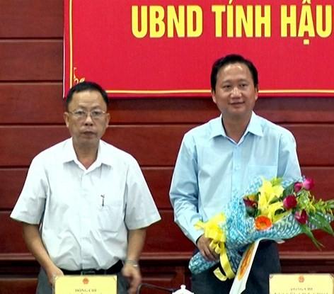 Phó chủ tịch Hậu Giang chuyển công tác liên tục trong 3 năm