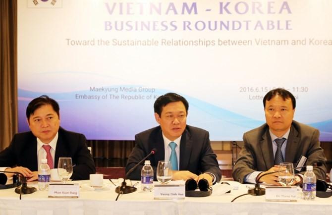 """Phó thủ tướng Vương Đình Huệ: Việt Nam sẽ là """"thiên đường"""" của doanh nghiệp nhỏ và vừa"""