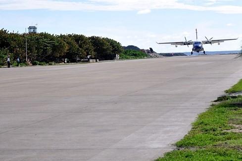 Cận cảnh máy bay tuần thám CASA vừa chìm gần đảo Bạch Long Vỹ - ảnh 18