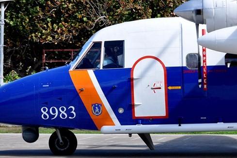Cận cảnh máy bay tuần thám CASA vừa chìm gần đảo Bạch Long Vỹ - ảnh 10