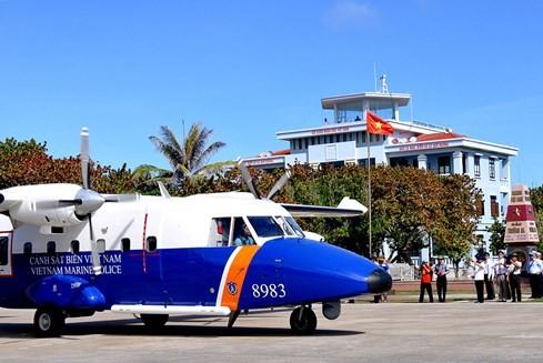 Cận cảnh máy bay tuần thám CASA vừa chìm gần đảo Bạch Long Vỹ - ảnh 14