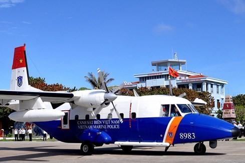Cận cảnh máy bay tuần thám CASA vừa chìm gần đảo Bạch Long Vỹ - ảnh 13