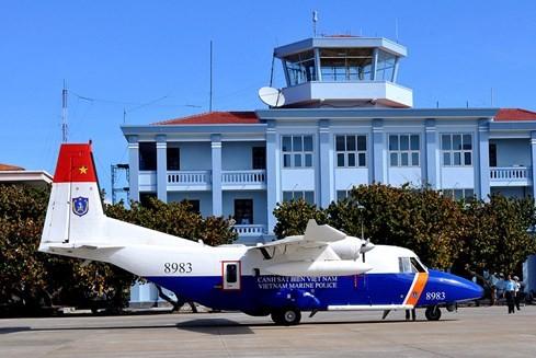 Cận cảnh máy bay tuần thám CASA vừa chìm gần đảo Bạch Long Vỹ - ảnh 7