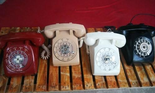 Thú chơi điện thoại bàn cổ - ảnh 1