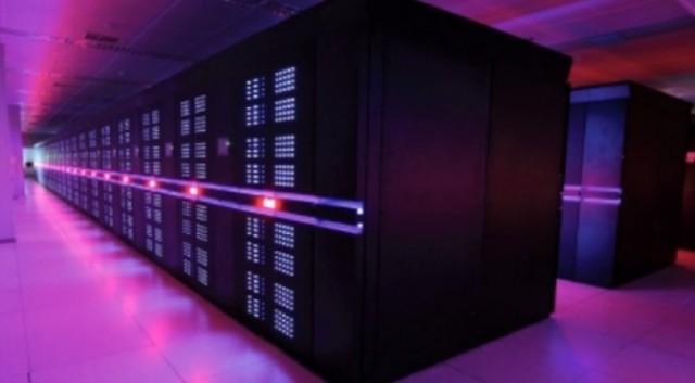Siêu máy tính Thiên Hà 2.