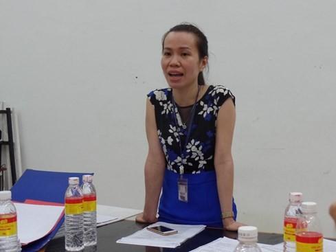 Nhân viên siêu thị Big C giăng băng rôn cầu cứu Chủ tịch Đà Nẵng - ảnh 4