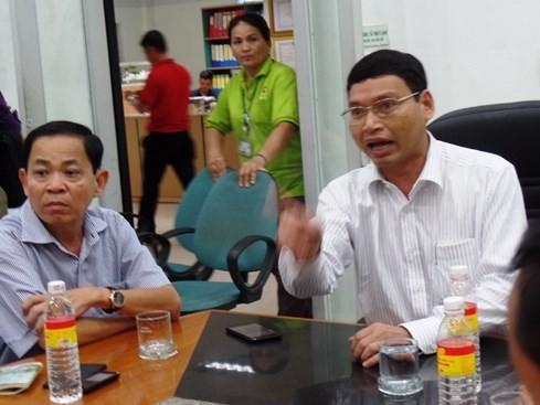 Nhân viên siêu thị Big C giăng băng rôn cầu cứu Chủ tịch Đà Nẵng - ảnh 2