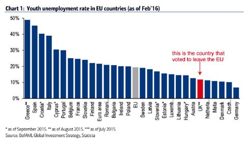 Châu Âu đau đầu chuyện thanh niên thất nghiệp - ảnh 1
