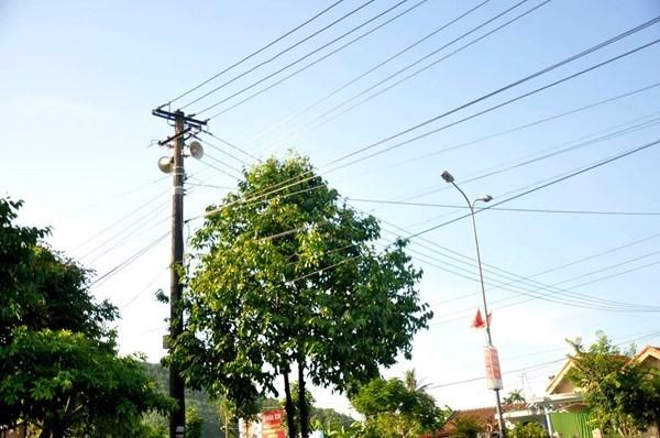 Lại xuất hiện sóng phát thanh tiếng Trung Quốc trên loa truyền thanh không dây ở Huế