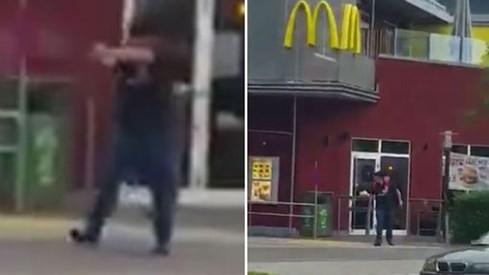 Xả súng ở Munich: Hung thủ gốc Iran vừa bắn vừa chửi người nước ngoài - ảnh 2