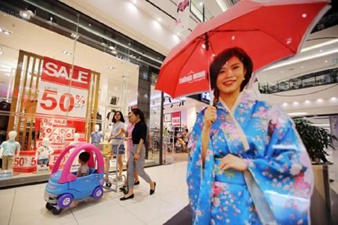 Bloomberg: Hãng bán lẻ Nhật hăng hái tiếp cận thị trường Việt Nam - ảnh 1