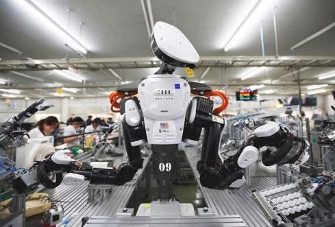 Robot sẽ 'tàn phá' các nước đang phát triển - ảnh 1