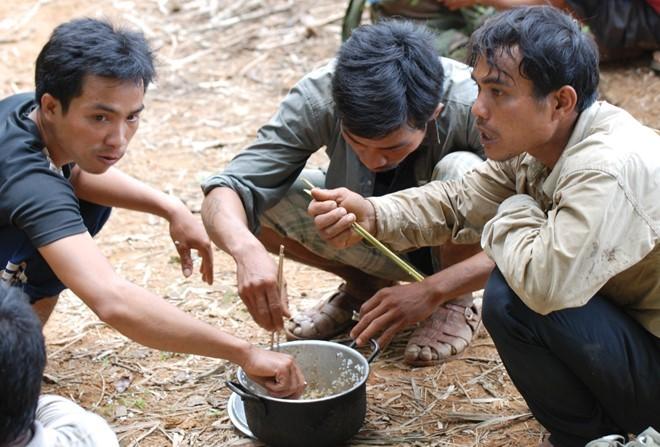 Chet tham trong con 'khat' vang o vung cao Quang Ngai hinh anh 3