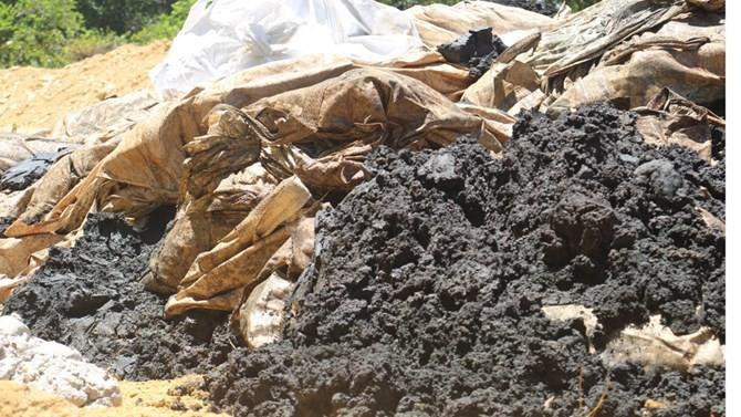 Bộ Tài nguyên chính thức công bố kết luận vụ Formosa chôn lấp chất thải