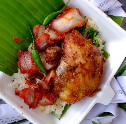Gánh xôi Sài Gòn 1
