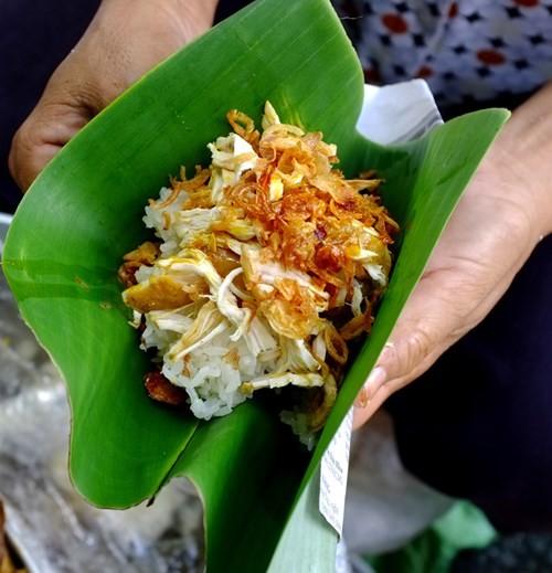 Gánh xôi Sài Gòn 2