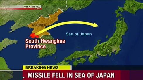 Tên lửa Triều Tiên sẽ ra sao sau khi rơi xuống biển? - ảnh 2
