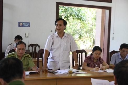'Chảy máu' rừng phòng hộ Vĩnh Linh: Thủ tướng lên tiếng, địa phương họp... truy trách nhiệm - ảnh 4