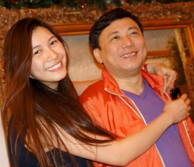 Nguyễn Ngọc Mỹ luôn xem cha mình là tấm ngương trong cuộc sống cũng như kinh doanh.