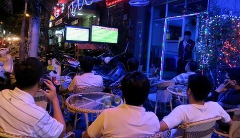 Người dân chuẩn bị được đặt cược bóng đá quốc tế hợp pháp.Ảnh: Ngọc Thắng