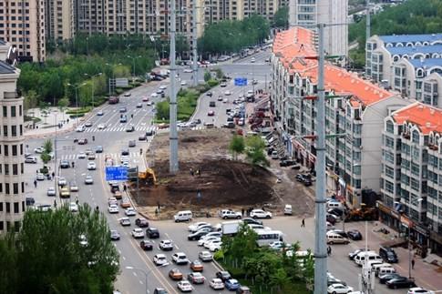 [ẢNH] Những căn nhà 'lì lợm' không chịu giải tỏa ở Trung Quốc - ảnh 12